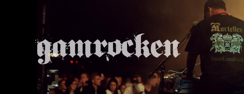Reklamfilm: Gamrocken musikfestival