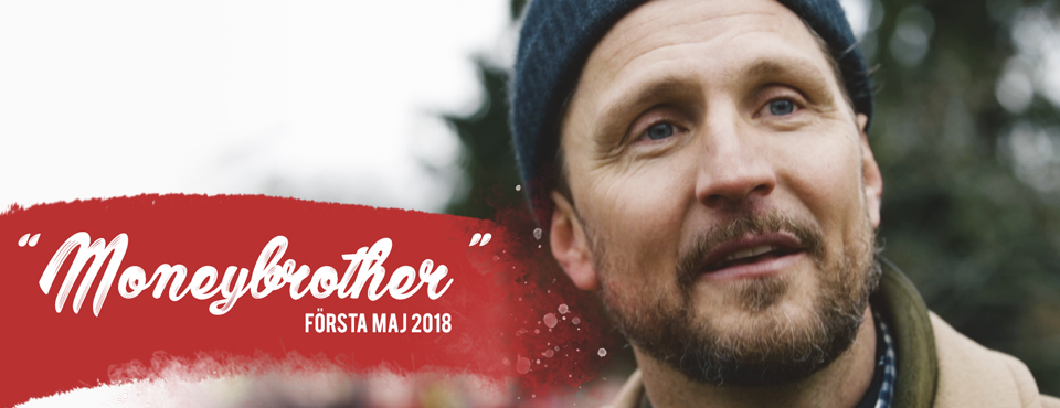 Reportage: Moneybrother i Ludvika stadspark på första maj