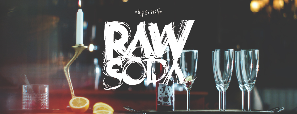 ROOMI – Raw Soda
